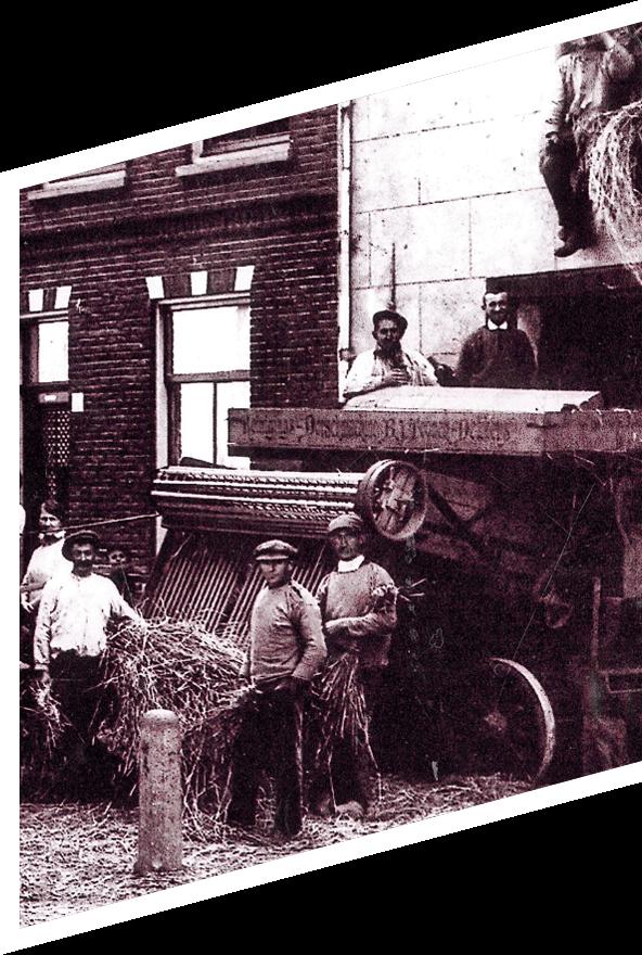 Dekkers Maasbommel geschiedenis