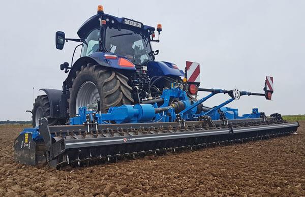 agrarische werkzaamheden grondbewerking